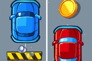 《公路赛车对决》游戏画面1