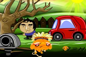 《逗小猴开心系列135》游戏画面1