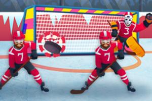 《冰球射击》游戏画面1