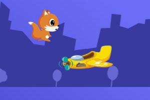 《松鼠跳跃》游戏画面1