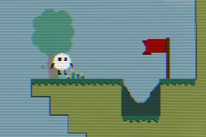 《小人高尔夫球》游戏画面1