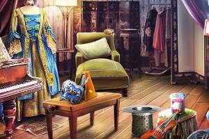 《魔术师的追求》游戏画面1
