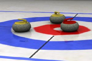 《冰上运动之冰壶》游戏画面1