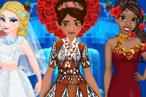 《公主的王室婚礼》游戏画面1