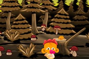 《逗小猴开心系列159》游戏画面1