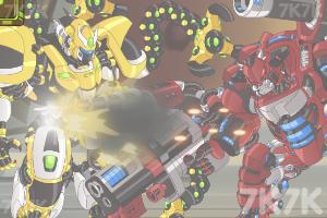 《超级机器人战斗2》截图5