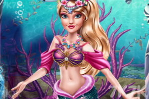 《公主和美人鱼》截图1