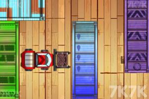 《集装箱货运船》游戏画面3