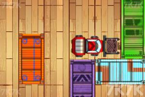 《集装箱货运船》游戏画面1