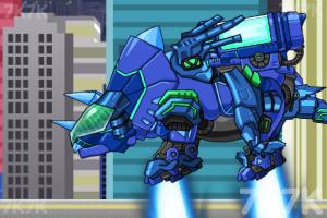 《组装机械三角龙2》游戏画面3