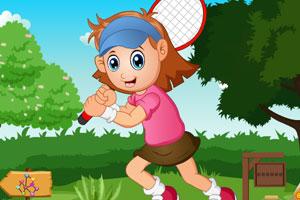 《救援网球运动员》游戏画面1