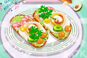 《牛油果面包》游戏画面3