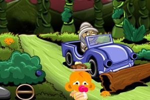 《逗小猴开心系列176》游戏画面1