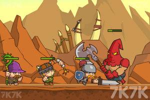 《矮人王国保卫战》游戏画面3