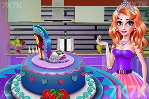 《公主鞋蛋糕》游戏画面1