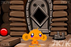 《逗小猴开心之世界旅行4》游戏画面3