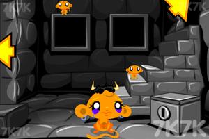 《逗小猴开心之世界旅行4》游戏画面6