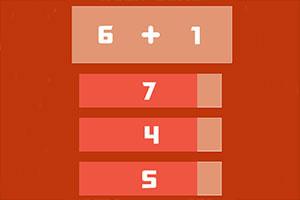 《快算数学题》游戏画面1