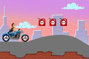 《摩托爱好者》游戏画面1