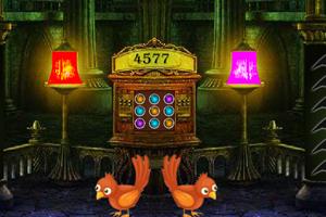 《海洋城堡逃脱》游戏画面1