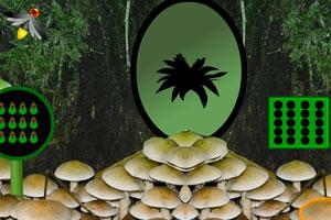 《蘑菇格林兰逃生》游戏画面1
