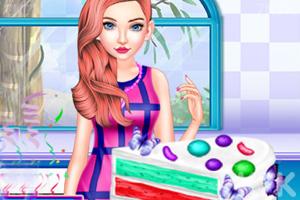 《彩虹生日蛋糕》截图2