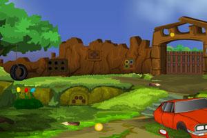 《逃离部落洞穴》游戏画面1