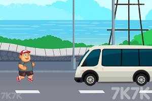 《疯狂的赛跑者》游戏画面1