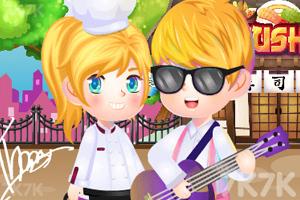 《寿司的小店中文版》游戏画面1