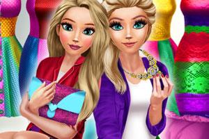 《彩虹时尚姐妹》游戏画面1