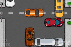 《疏通停车场》游戏画面1