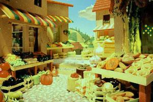 《蔬菜世界仙女营救》游戏画面1