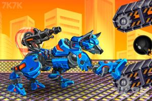 《组装地狱犬》游戏画面2