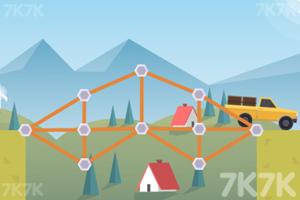 《建造桥梁》游戏画面2
