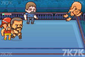 《职业摔跤手》游戏画面2