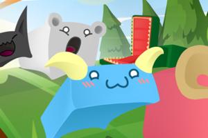《数字方块羊》游戏画面1