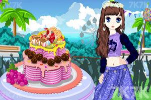 《森迪的派对蛋糕》截图3