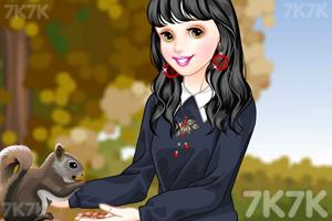 《喂松鼠》游戏画面2