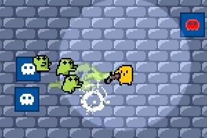 《僵尸洞穴大扫荡》游戏画面1