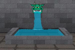 《万圣节城堡逃跑》游戏画面1