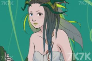 《植物精灵装扮》游戏画面1