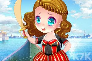 《甜美小海盗装扮》截图1