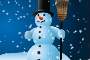 《美丽冬季拼图》游戏画面1