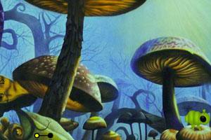 《蘑菇林臭虫逃逸》游戏画面1