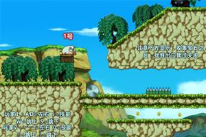 《猪猪去冒险》游戏画面1