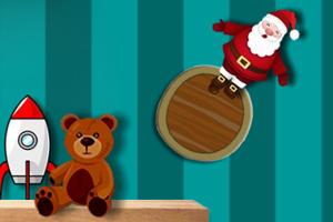 《旋转的圣诞老人》游戏画面1