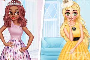 《公主的时装表演》游戏画面2