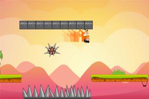 《重力探险》游戏画面1