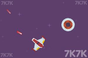 《飞机中的战斗机》游戏画面1