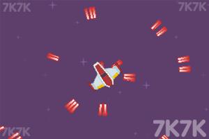 《飞机中的战斗机》游戏画面2